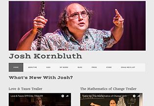 Josh Kornbluth
