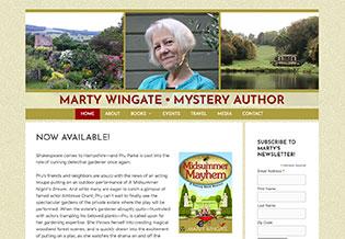 Marty Wingate