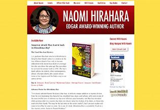 Naomi Hirahara